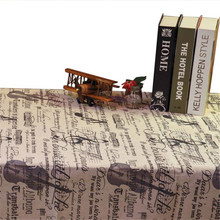Happy Sale  60 * 60 Fashion Note Printing Cloth Table Decoration Cloth oct1012