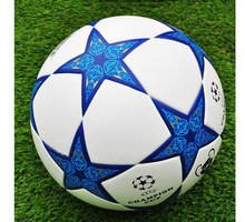 Size 5 football ball professional football match european cup champions PU Laminated Soccer ball