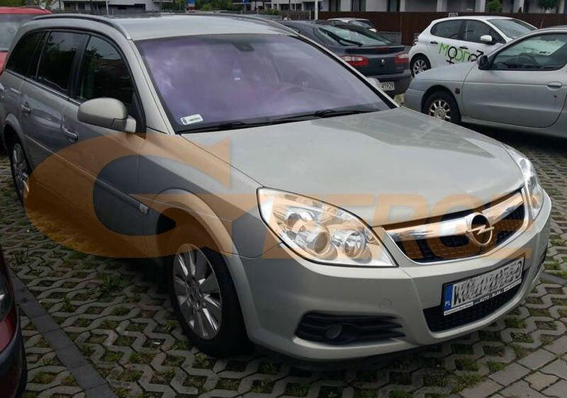ccfl angel eyes Opel Vectra C 2005 2006 2007 2008(2)