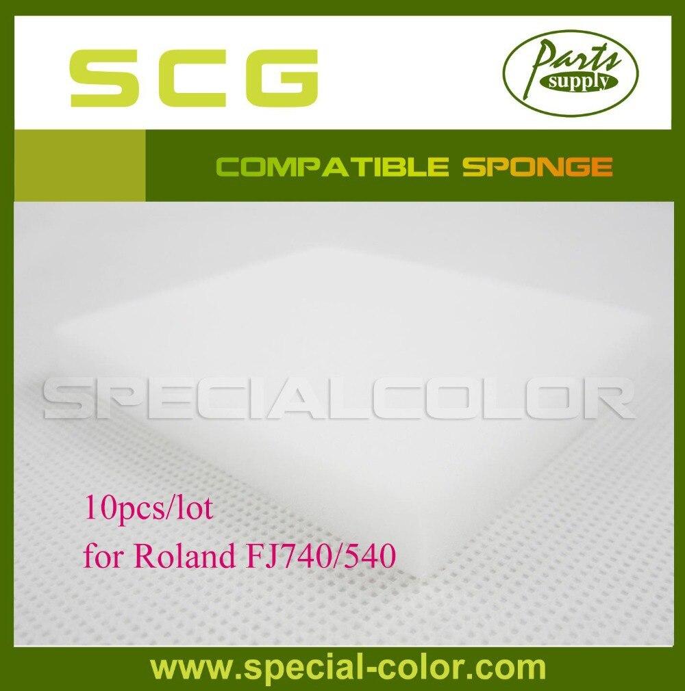 10pcs/lot Roland FJ740/540 Clean Sponge for Roland Inkjet Printer OEM<br><br>Aliexpress
