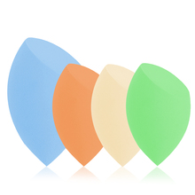 2 sizes Great Soft Sponge Olive Shape Makeup Blending Foundation Smooth Sponge Cosmetic Powder Puff serie 1(China)
