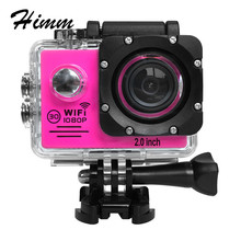 RICH SJ70004K 2.7K 1080P Action Camera 16MP WiFi Sports Cameras 30M Waterproof 2.0LCD Full HD Car DVR 170 Cheap price