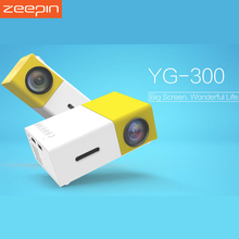 Probable Mini Projectors YG 300 YG-300 LCD Projector HD Home Media Player Support HDMI AV SD Theatre Movie Support HDMI AV SD