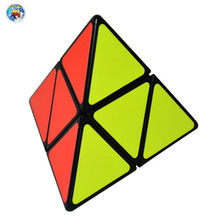 Shengshou 2x2x2 Pyraminx Cube Shengshou 2*2 Pyraminx White/Black Magic Cube  Triangle Pyramid Pyraminx Magic Cube Speed Puzzle