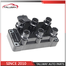 IGNITION COIL 6383157 19017113 F0TZ-12029-A For FORD RANGER USA EXPLORER MUSTANG 4.0 V6 For MAZDA 626 2.5L V6(China)