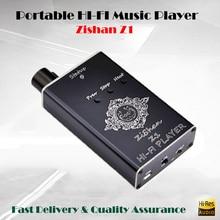Zishan Z1 DSD HI-FI Player STM32F4 Mini Lossless Audio Music MP3 Player Portable Headphone Amplifier USB TF Sound Card