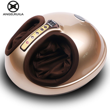 AngelRuila Electric Foot Massager Vibrator Massage Machine For Infrared Health Care Foots With Heating & Therapy Device(China)