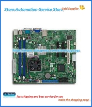 X7SLA-L Server board Atom 230 Two 240-pin DIMM sockets Working 100% tested perfect quality