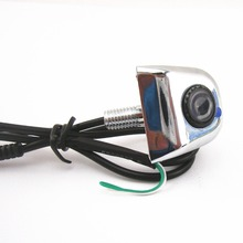Car License Screw 170 Wide Angle HD Camera For Rear View Backup Reverse Monitor