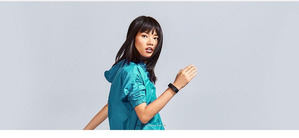 Xiaomi Smart Wristband Huami AMAZFIT Bip Midong Smartband Bluetooth 4.1 Smart Band GPS Heart Rate Monitor Swimming Waterproof