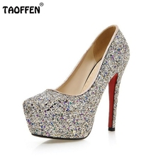 women high heel shoes platform sexy spring party quality footwear fashion brand heeled concise pumps shoes size 34-39 P23221