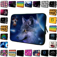 Hot Sale 7 10 12 13 14 15 17 17.3 15.4 Laptop Sleeve Bag 15.6 Notebook Computer Cover Cases Pouch Protector Bolsas For Gift 2016