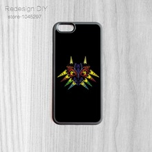 Popular Custom Majoras Mask Case Protective Cover Mobile Accessories Skin For iPhone 6 6s And 4 4s 5 5s 5c 6 Plus Phone Cases(China)