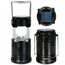 Newest Design 5W Multifunctional Solar Charge Camping Lamp Portable Lanterns BXL-G85Z(China)