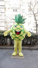 pineapple mascot costume custom fancy costume anime cosplay kit mascotte theme fancy dress carnival costume41053(China)