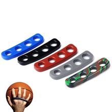 1PC Stephen Curry Silicone Basketball ShotLoc Gesticulation Correct Basketball Ball Shooting Trainer Three-Point Size NR0089