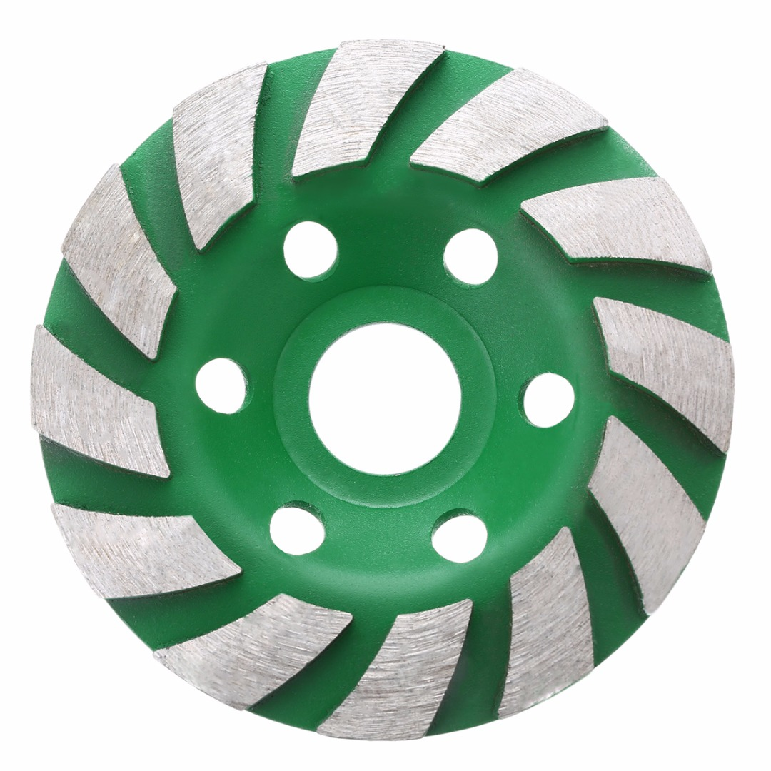 100mm 4 Inch Diamond Grinding Wheel Top Quality Concrete Cup Wheel Disc Sandstone Marble Wheels Hand Tools