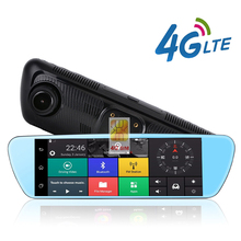 "8""Special 4G Mirror Rearview Car DVR Camera DVRs Android 5.0 With GPS Navigation Automoblie Video Recorder Dash Cam"