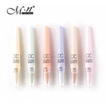 M.n Menow 6pcs/set Pro Makeup Concealer CC Trimming Pencil Face Care Beauty Cosmetics Concealer Pen Automatic Rotation(China)
