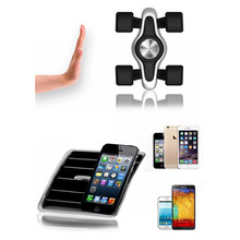 360 Degree Universal Car Holder Magnetic Air Vent Mount Dock Mobile Phone Holder Cell Phone Stands For iPhone Smartphone GPS