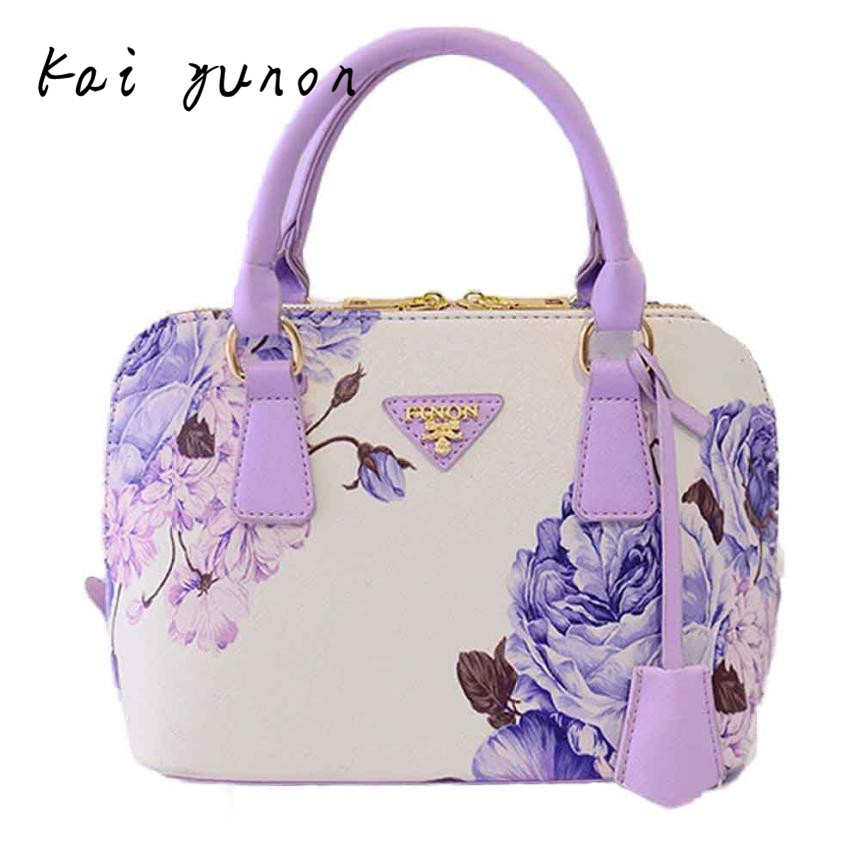 kai yunon Fashion Women Leather Handbag Shoulder Messenger Bag Large Tote Aug 30<br><br>Aliexpress