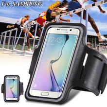 luxury bag case for samsung galaxy note4 note 4 by running sport leather cover exercise gym arm fashion waterproof covers cases