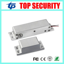 Access control 12V low temperature electric bolt lock surface install door access control electric bolt lock(China)