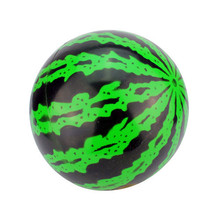 2016 New Hot Watermelon Balls Children's Inflatable Ball Toys Baby Massage And Kids Games Mylar Ballon Shower PVC Balls