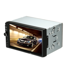 Hot Sale 7Inch Universal 2 DIn Full HD Multimedia Player Bluetooth Wireless Connected MP3/MP4/MP5 TF/USB Car Monitor Replacement
