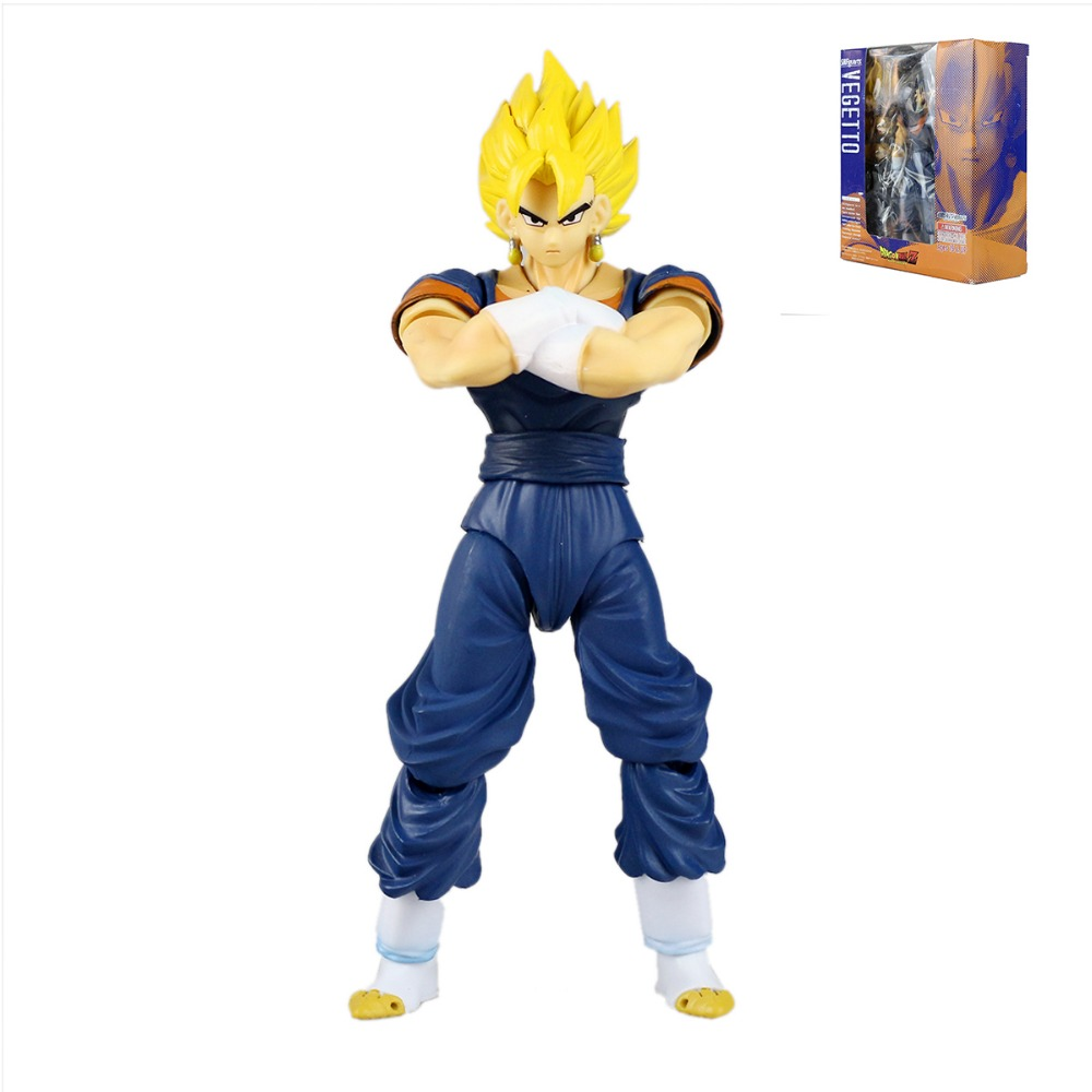 SHFiguarts Dragon Ball Z Vegetto 6 Action Figure Free Shipping<br>