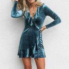 Flounce Dresses With Des Promotion Achetez dhsrCxtQ
