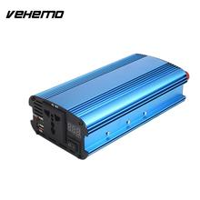 Vehemo DC24V To AC220V USB Output Converter Car Inverter TV Solar Power Inverter DVD Player Vehicle Portable Automotive(China)
