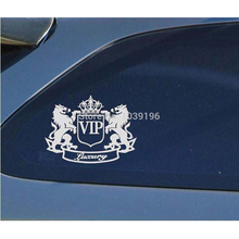 Luxury Lion VIP Car Stickers Car Decal for Toyota Ford Chevrolet Volkswagen Tesla Honda Hyundai Kia Lada
