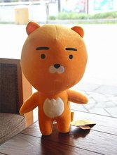 1pc kakao friends series ryan plush doll super cute little lion plush toy doll south korea friend south jun