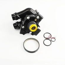 OEM Engine Water Pump & Belt Fit VW Jetta GTI GOLF/GTI TIGUAN Passat AUDI A3 A4 A5 A6 A8 EA888 1.8TFSI 2.0TFSI 06H 121 026 CQ(China)