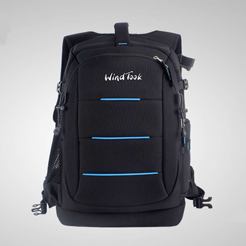 Professional Camera Backpack Nylon Waterproof DSLR Photography Photo Bag Digital Case For Nikon D3200 D7100 Canon 600D Fujifilm<br><br>Aliexpress