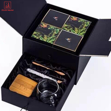 ZGJGZ Flavored Flower Tea Set Gift Box Tea Scoop Healthy Drinking Teacup With Organic Herbal Small Tea Bags