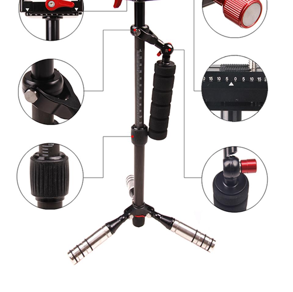 Handheld Stabilizer Tripod (4)