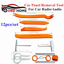 Car DVD Player Stereo Refit Tool Kit 12pcs/set Car Door Tools NO Interior Plastic Trim Panel Dashboard Installation Removal Pry