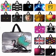 "Dragon 10"" Mini PC Tablet 10.1 12 13 14 15 16 17"" Notebook Bags Cases Ultrabook Briefcase 11.6"" 13.3"" 15.6"" Laptop Bag For Men"