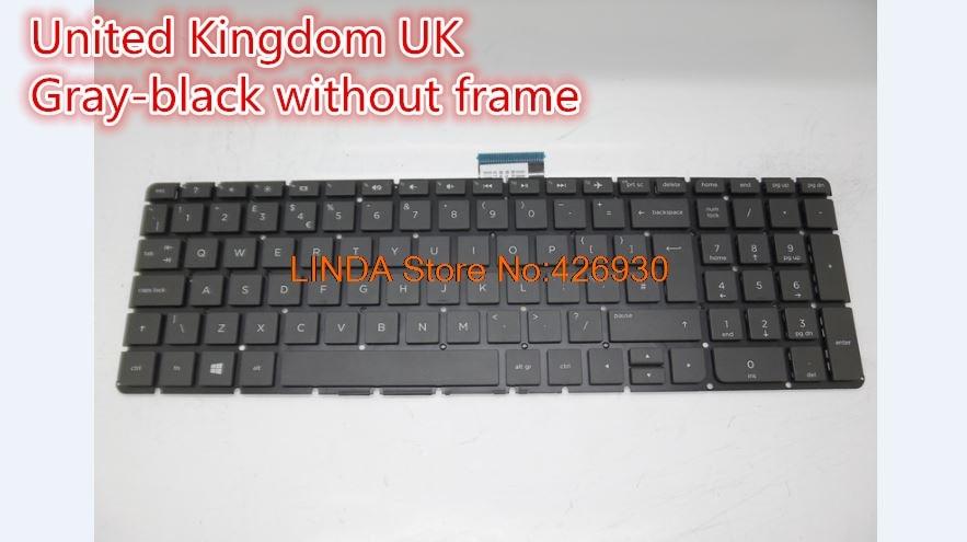 HP Pavilion 15-ab009nj HP Pavilion 15-ab009ne HP Pavilion 15-ab009nq HP Pavilion 15-ab009nm Keyboards4Laptops UK Layout Backlit Black Windows 8 Laptop Keyboard for HP Pavilion 15-ab009AX
