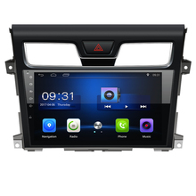 10.2 inch Quad Core Android 6.0 1G RAM 16G ROM Car Radio for Nissan Teana 2013 2014 2015 2016 with GPS Navigation map software(China)