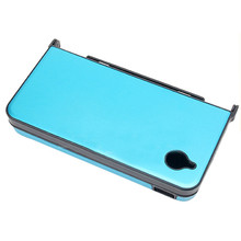 Aluminum Protective Portable Hard Metal Case Cover Box for Nintendo for DSi LL XL Game Console Colorful Case Cover