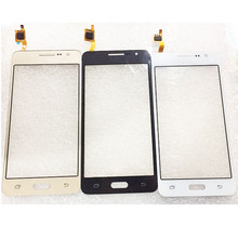 New Touch Panel Glass Sensor For Samsung Galaxy Grand Prime G530 G530H G531 G531F Touch Screen Digitizer +3M Sticker