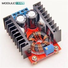 DC-DC Boost Converter DC DC Step Up Converter Module Adjustable Static Power Supply Voltage Regulator Step Up Module 150W