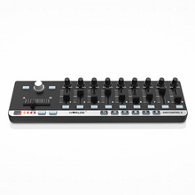 High quality Worlde EasyControl.9 Mini Portable USB 9 Slim-Line Control MIDI Controller(China)