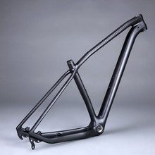 "Full Carbon Fiber Frame 29er Moutain Bicycle Frame MTB FM199 Ud Matte 17"" BB92 Sporting Riding Supplies(China)"
