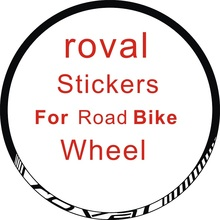 Buy 4colors choices 2Wheels/set Road Bike 700c 30mm Wheel Stickers Bicycle Stickers Bike Decals Wheel Stickers for $10.92 in AliExpress store