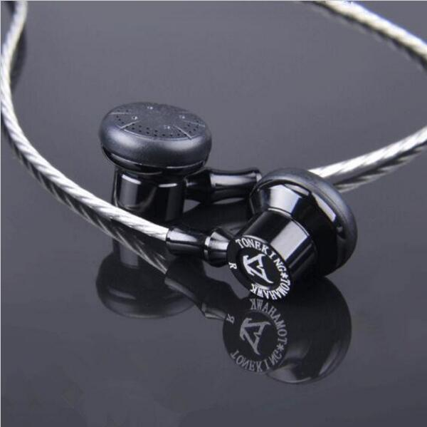 Original Musicmaker MrZ Tomahawk ZS In Ear Earbuds In Ear Earphone Alloy Tune Earbuds With Mic Such as Armature Earphone MX985<br>