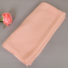 Popular women plain viscose scarf wrap drape muslim wrinkle shawls headband crinkle ripples scarves/scarf cape 24 colors(China)